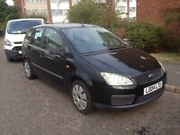 Ford Focus Cmax 2.0 tdci breaking for spears