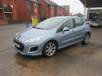 61 Peugeot 308 1.6e-HDi STOP/START Active + FACELIFT + £30 TAX + 5 DOOR