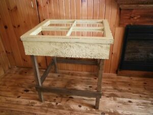 Antique Look Table