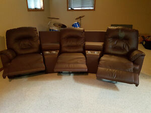 OBO.....Theatre style recliners London Ontario image 1
