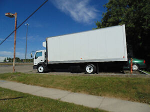 2007 FORD Reefer Truck Kitchener / Waterloo Kitchener Area image 2