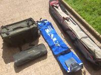 Fishing luggage maver/ wychwood