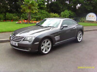 Stunning 2004 Chrysler Crossfire 3.2 Full Service History New MOT Must See !!