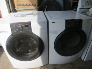 Kenmore Elite HE Quite Pack Front Washer Electric Dryer