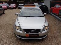 VOLVO S40 1.6 S 4dr Silver Manual Petrol, 2008
