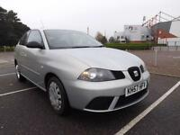 Seat Ibiza 1.2 12v 2007 Reference 56000 MILES