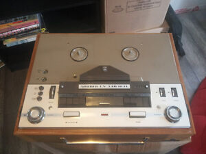 Grundig TS-340 Reel To Reel