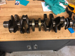 Volkswagen 2.5 5 cylinder 07k Forged Crankshaft