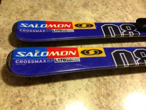 Salomon Crossmax Skis