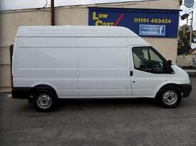 Ford Transit 350 Lwb 125 FWD High Roof
