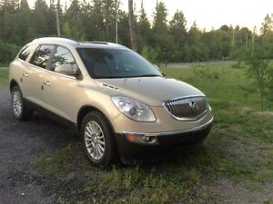 2008 Buick Enclave Wood SUV, Crossover
