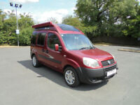 Fiat Doblo Active Freedom 2 Berth Camper Van For Sale