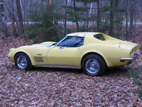 1970 CORVETTE  **LAST CHANCE BEFORE STORAGE**
