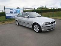 2005 05 BMW 3 SERIES 2.0 320D ES 4D AUTO 148 BHP DIESEL