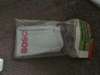 Bosch dust bag for belt sanders