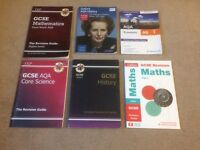 Revision guides various subjects