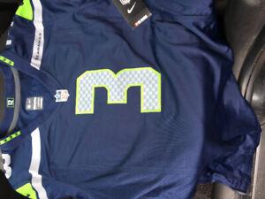Russell Wilson Seahawks jersey