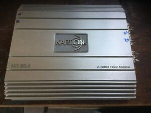 Kaption Audio HO 50.4 Amp
