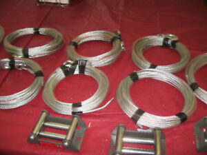Winch Cables&Roller Fairleads
