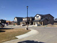 Brand New Homes in Chestermere