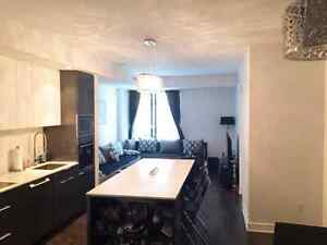 New Condo Griffintown with indoor parking included RENT