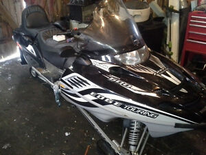 parting out polaris sleds