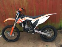 KTM 85 (showroom condition)
