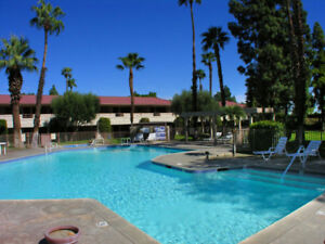 Palm Springs Calif. 1-BR. condo rental