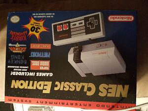 never opened NES CLASSIC