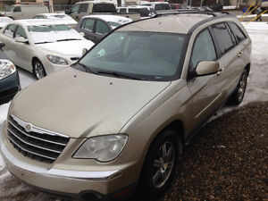 2007 CHRYSLER PACIFICA TOURING 7 SEATS DVD REMOTE STARTER