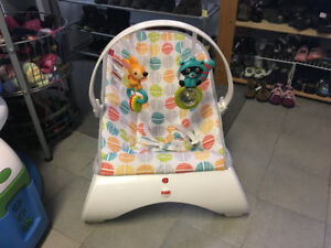 CHAISE TRANSAT FISHER PRICE