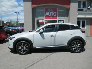 Mazda CX-3 AWD  GT 2016//88 $ SEMAINE//84 MOIS