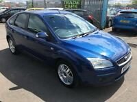 Ford Focus 1.8TDCi Ghia 2007 ONLY 116K APRIL 17 MOT CLEAN EXAMPLE