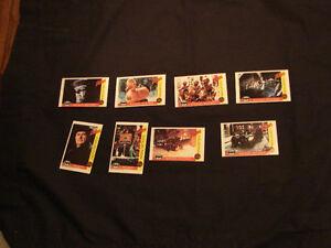 1992 BATMAN RETURNS Zellers Trading Cards Set of 24 Belleville Belleville Area image 4