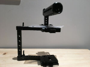 SmallRig Camera Cage for Panasonnic Sony Canon Nikon DSLR