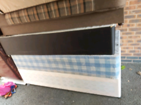 2 or 3 single and double bed bases