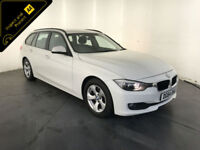 2014 64 BMW 320D EFFICIENT DYNAMICS DIESEL ESTATE 1 OWNER BMW HISTORY FINANCE PX