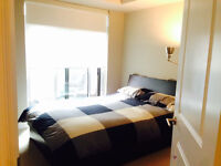 Beautiful unfurnished 1 Bed+Den Condo in the heart of Woodbridge