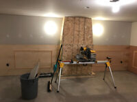 Professional carpentry and construction.