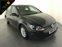 2014 VOLKSWAGEN GOLF BLUEMOTION TDI DIESEL 1 OWNER VW SERVICE HISTORY FINANCE PX