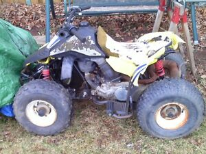 "86 SUZUKI LT 80 ATV """" PENDING PICK-UP"""""