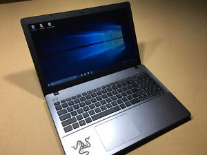 GAMING LAPTOP ASUS 8GB AMD A10-7400P