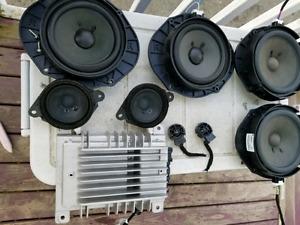 Bose stereo for mazdaspeed 3 or 6 Mazda 3 or 6
