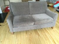 2 x 2 seater sofa (marks and spencer) good condition REDUCED FOR QUICK SALE DUT TO MOVE