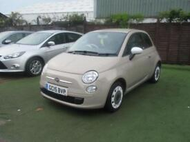 2015 Fiat 500 1.2 Colour Therapy (s/s) 3dr