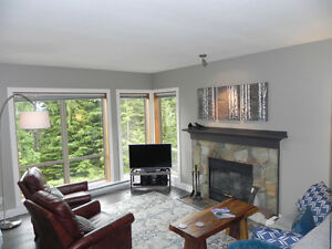 **WHISTLER: True ski in/out newly reno'd townhouse from $225/ngt