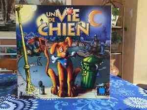 """Board Game / Jeu de société """"Une vie de chien"""" Gatineau Ottawa / Gatineau Area image 1"""