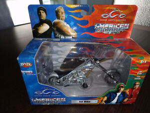 Orange County Choppers Jet Bike 1:18 scale Brand new in box