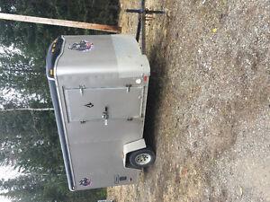 Haulmark enclosed trailer
