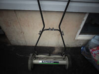 Great Condition Reel Propelled Lawnmower